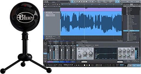 BLUE Snowball Studio USB Microphone Black