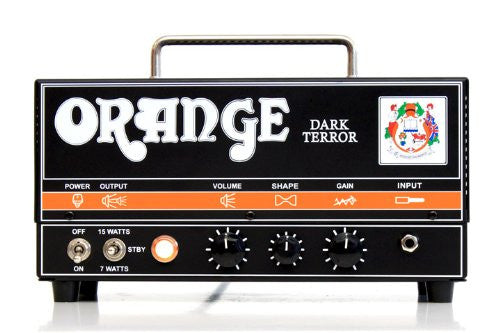 Orange Dark Terror 15 Watt Guitar Head Amp (Refurb)