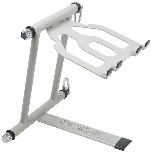 Crane Stand Plus Laptop Stand, White (CV3-STL-WHT)