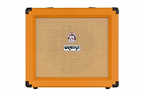 "Orange Crush 35 CRUSH35RT Watt Guitar Amp Combo, with built in reverb and tuner 35 Watts Solid State W/ 10"" Speaker and Effects Loop, orange"
