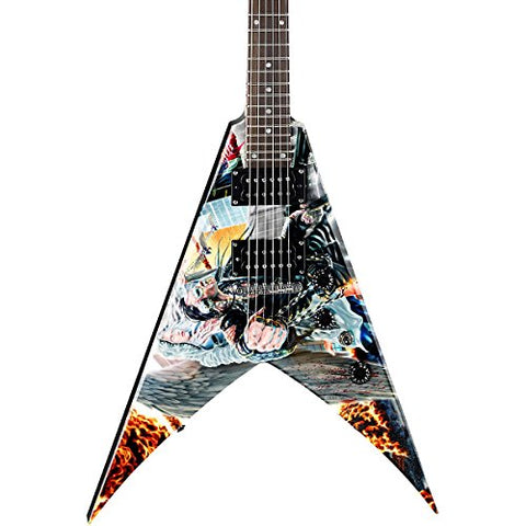 Dean V Dave Mustaine - United Abominations