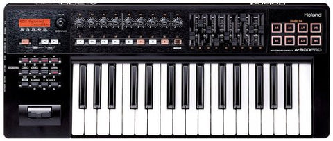 Roland A-300PRO Professional 32 Key USB/MIDI Keyboard Controller for Mac or PC