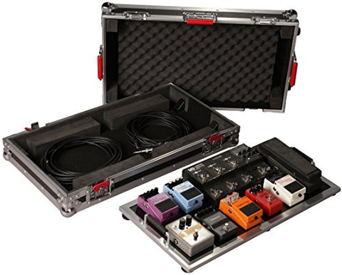 Gator G TOUR PEDALBOARD XLGW G-Tour Pedal Board, Extra Large 32in x17in surface