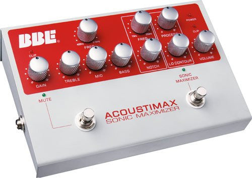 BBE Acousti-Max Acoustic Instrument Pre-Amp and Sonic Maximizer (Refurb)