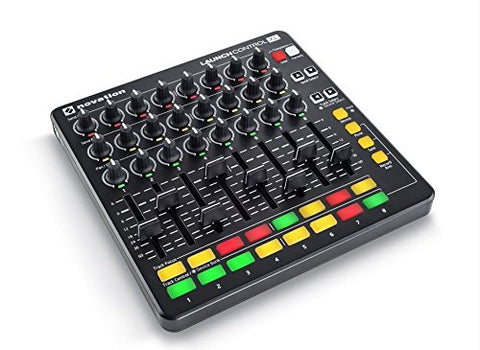 Novation Launch Control XL MIDI USB Ableton Live Controller w/ HUI Integration