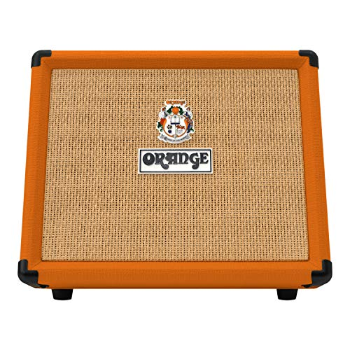 Orange Amplification Crush Acoustic 30 30-Watt 1x8 inch Acoustic Combo - Orange color.