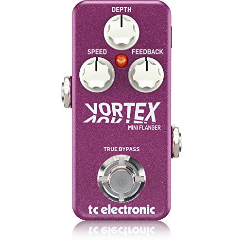 TC Electronic Vocal Effects Processor (VORTEXMINIFLANGER)