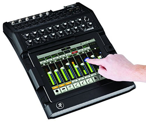 Mackie DL1608 16-Channel Live Sound Digital Mixer with iPad Control (Refurb)