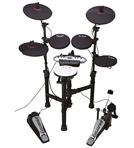 CARLSBRO CSD130 Electronic Drum Kit and Accessory Pack Complete