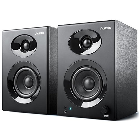 Alesis Elevate 3 MKII 3 Powered Studio Monitors