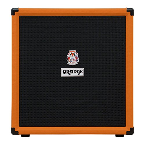 Orange Crush Bass 100 watt Bass Guitar Amp Combo, Orange