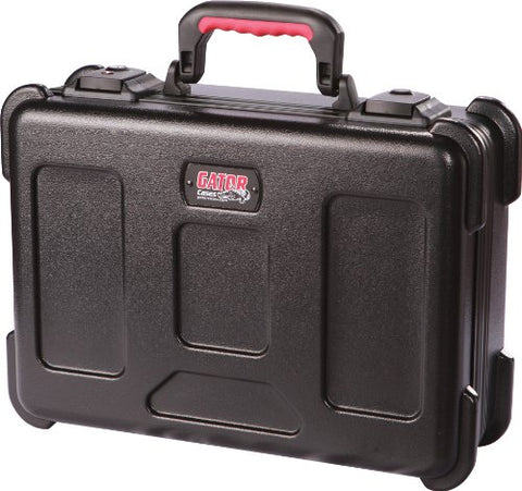 Gator GMIX-1818-6-TSA Molded PE Mixer or Equipment Case, TSA Latches, 18 X 18 X 6 Inches