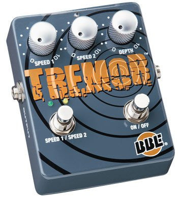 BBE Tremor Dual Mode Tremolo