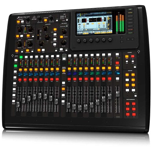 BEHRINGER X32 COMPACT 40-input channel, 25-bus digital mixing console