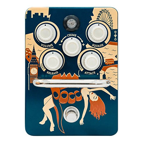 Orange Kongpressor Analogue Class A Compression Guitar Pedal