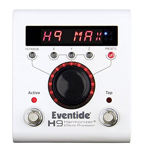 Eventide H9 Max Guitar Effects Pedal