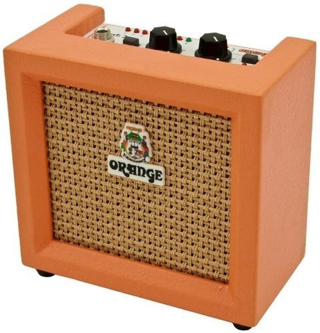 Orange CR3 Micro Crush 2x3 Watt Guitar Combo, Battery Powered (Refurb)