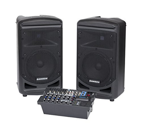 Samson Expedition XP800 Portable 800-Watt Bluetooth PA System (Refurb)