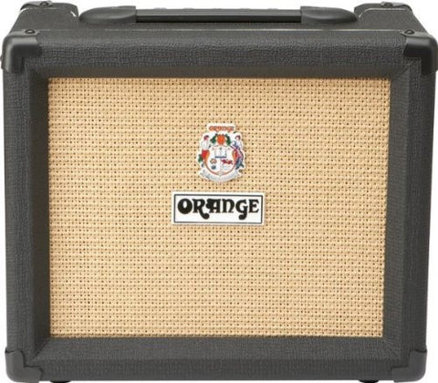Orange Amplifiers Crush PiX Series CR20LDX 20W 1x8 Guitar Combo Amp - Black