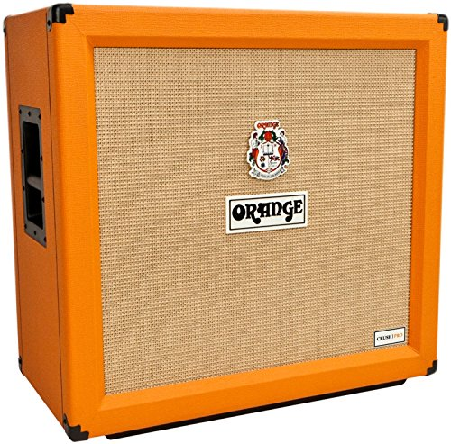 "Orange Crush Pro 4x12"" Closed Back Speaker Cabinet - Orange CRPRO412"