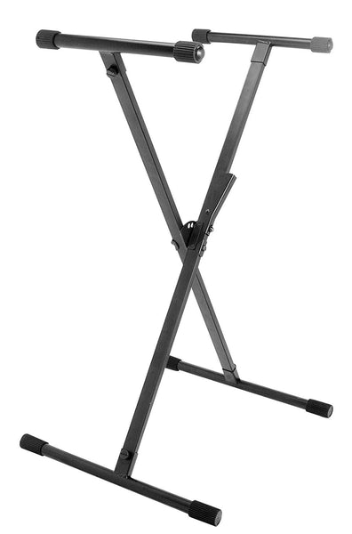 On Stage KS8390X QuikSqueeze Single X Keyboard Stand
