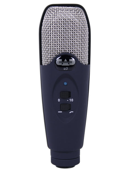 CAD U3 USB Studio Recording Microphone with Stand
