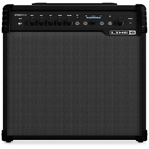 Line 6 Spider V 60 Wireless Ready Modeling Amplifier (Refurb)