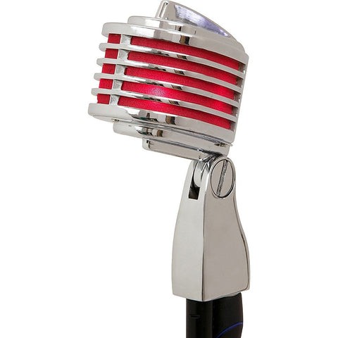 Heil Sound The Fin Dynamic Microphone Red