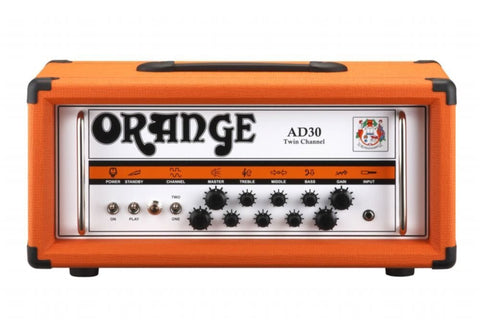 Orange AD 30 Watt Twin Channel Class A Guitar Amp Head