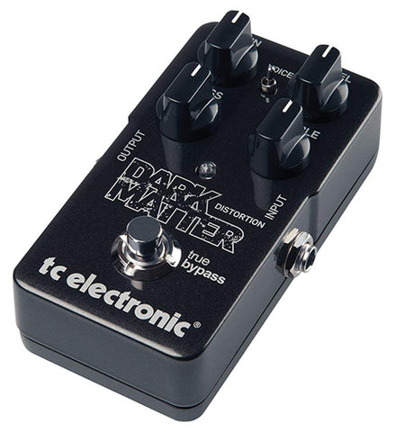 TC Electronic Dark Matter Distortion Effect Pedal (Refurb)