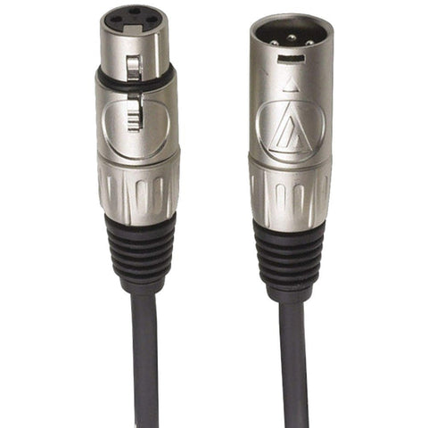 Audio-Technica AT8313 Value Microphone Cable - 10 Foot (XLRF-XLRM)
