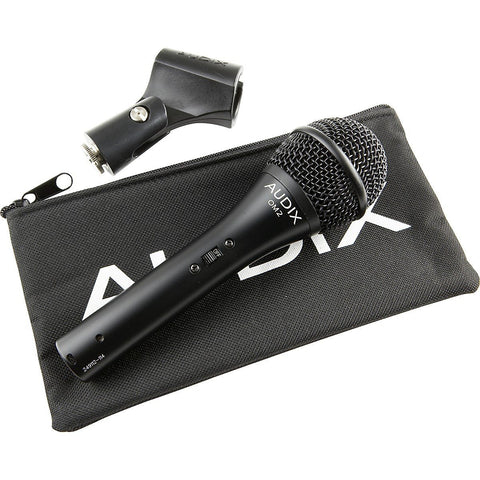 Audix OM2-S Dynamic Mic with Switch (Refurb)