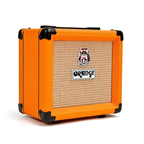 "Orange Closed Back 1x8"" Speaker Cabinet (Refurb)"