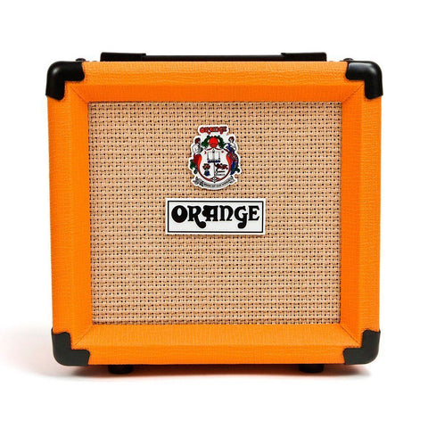Orange Closed Back PPC 108 1x8-20W Closed-Back Guitar Speaker Cabinet(Refurb)