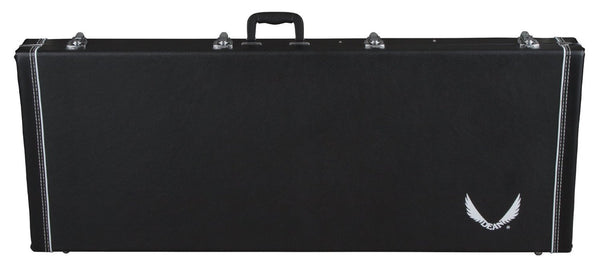 Dean Guitars DHS V Deluxe Hard Shell Case for Dean V Model Electric Guitars