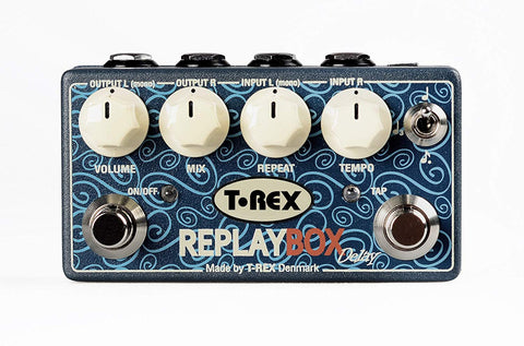 T-Rex REPLAY-BOX Stereo Delay Pedal