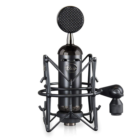 Blue Spark Blackout SL XLR Condenser Mic for Pro Recording and Streaming (Refurb)