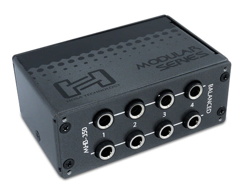 Hosa MHB-350 Modular Patchbay 1/4-Inch TRS to Same
