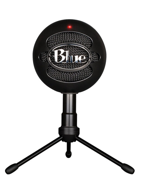 Blue Microphones Snowball Black iCE Condenser Microphone