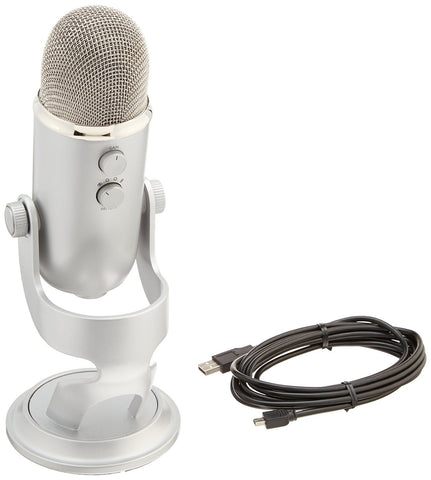 Blue Microphones Yeti Studio All-In-One Professional Recording System for Vocals