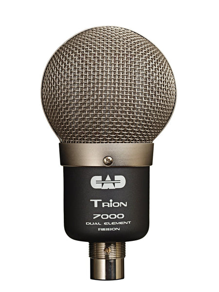 CAD Trion7000 Dual-Element Ribbon Microphone