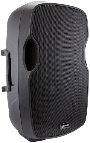 Gemini AS15P 15-Inch Powered Dj Speaker 150-Watt RMS
