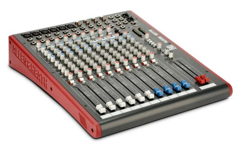 Allen & Heath ZED-14 14-Channel Mixer with USB Interface (Refurb)