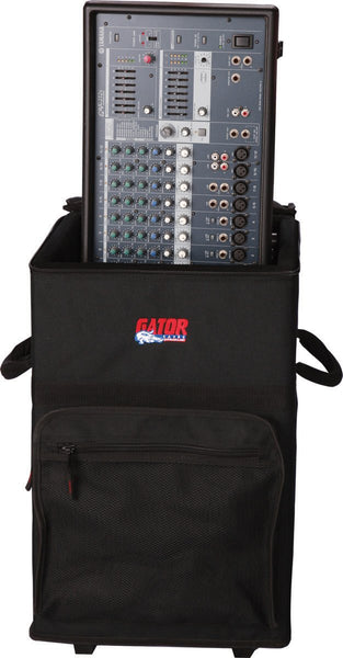 "Gator Powered Mixer Case; 13"" x 13.5"" x 20"""