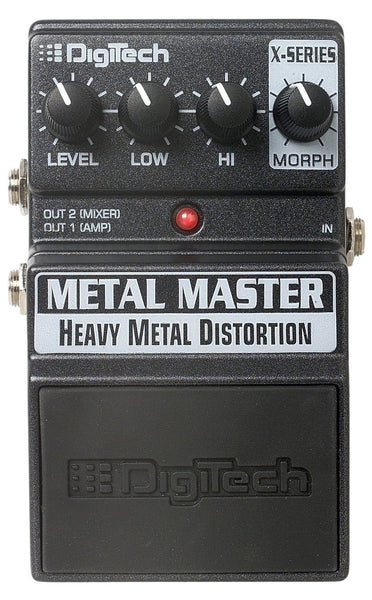 Digitech XMM Metal Master - Heavy Metal Distortion