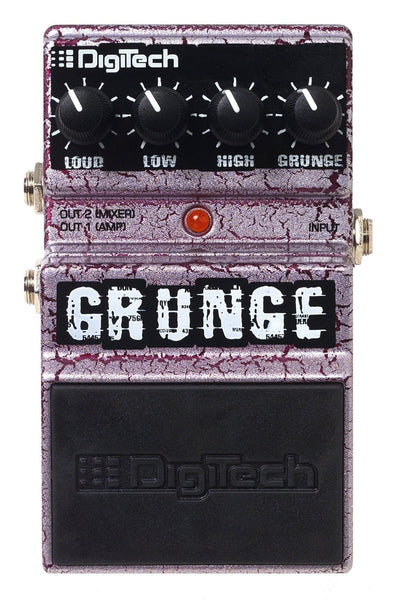 DigiTech DGR Grunge Analog-Distortion Pedal
