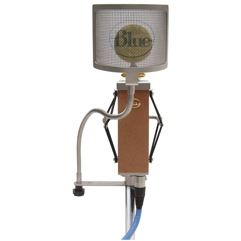 Blue Microphones The Pop Universal Gooseneck Pop Filter for Mics