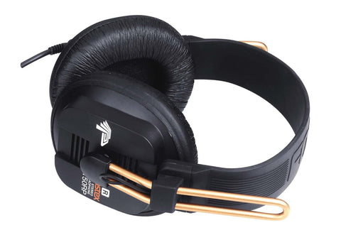 Fostex T50RP Semi-Open Dynamic Studio Headphones for Commercial Recording and Critical Listening Applications