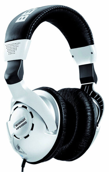 Behringer HEADPHONES HPS3000 High-Performance Studio Headphones