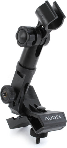 Audix Dflex Dual pivot rim mounted clip for D series, SCX series.